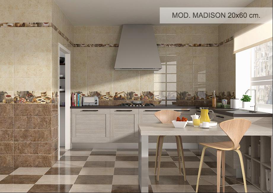 Cer mica myr cocina modelo madison saneamientos eme rosa - Ceramica cocinas modernas ...