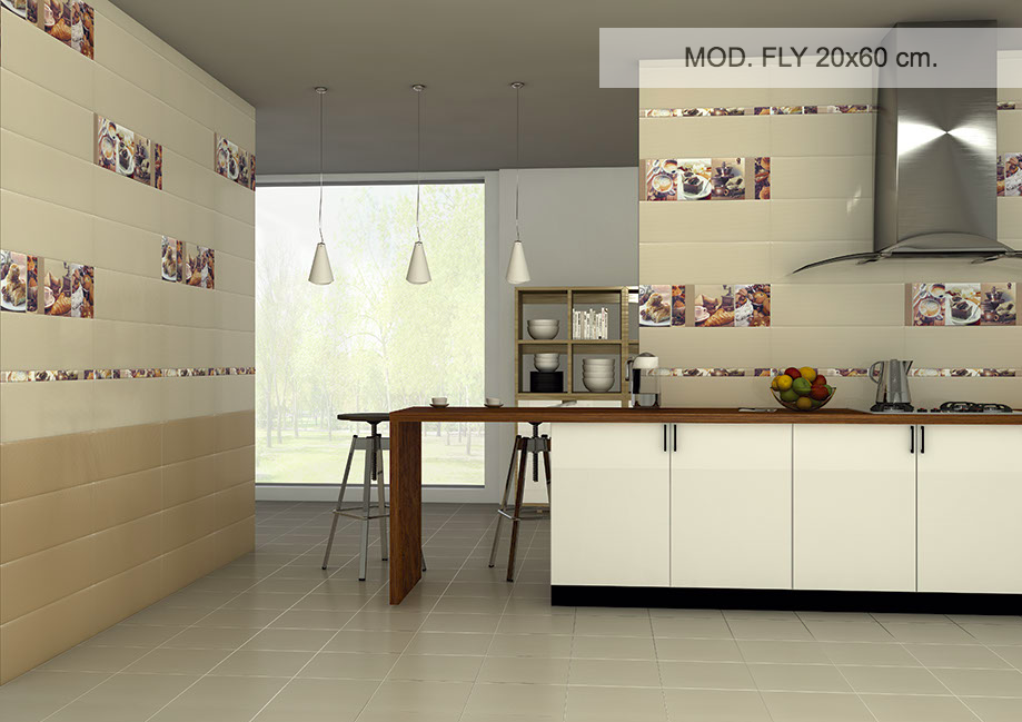Cer mica myr cocina modelo fly saneamientos eme rosa for Modelos de cocinas con ceramica