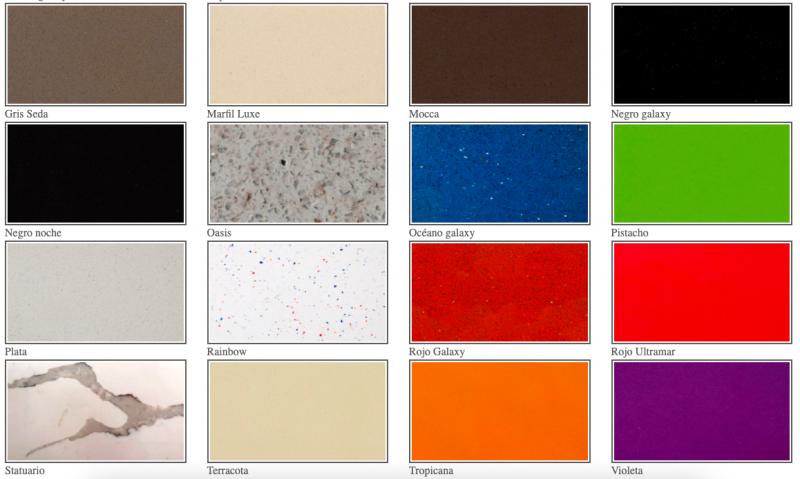 Colores Quartz